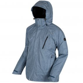 Men's Highside II Waterproof Insulated Jacket Majolica Blue
