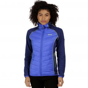 Women's Andreson II Hybrid Insulated Jacket Twilight Dazzling Blue