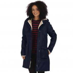 Roanstar II Waterproof Insulated Parka Jacket Navy