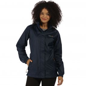 Joelle IV Lightweight Breathable Waterproof Jacket Midnight