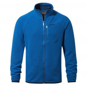 Liston Jacket Deep China Blue