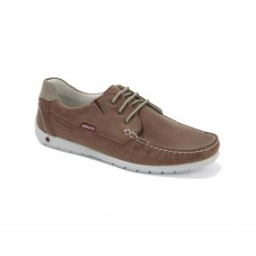 Olbia Shoe Chestnut