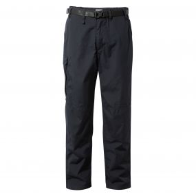 Kiwi Winter-Lined Trousers Dark Navy
