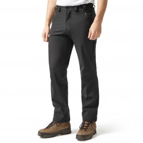 ProLite Softshell Trousers Black
