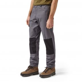 Traverse Trousers Elephant / Black