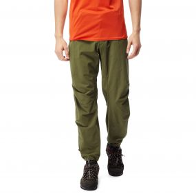 NosiLife Elbrus Trousers Dark Moss