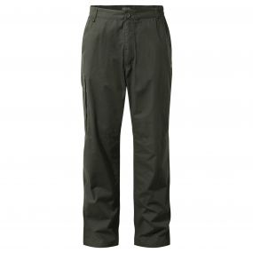 C65 Winter Trousers Dark Khaki