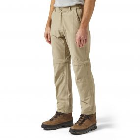 Trek Convertible Trousers Rubble