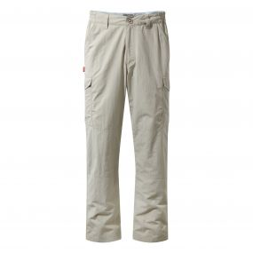 Insect Shield Cargo Pants Desert Sand