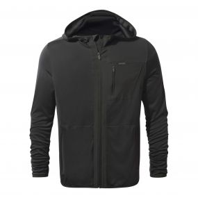NosiLife Elgin Hood Jacket Black Pepper