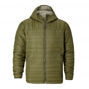 CompressLite Jacket II Dark Moss
