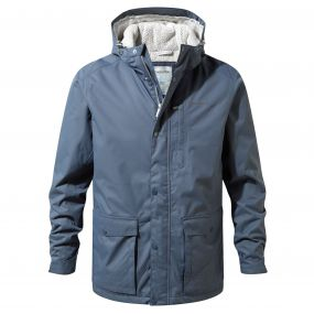 Kiwi Classic Thermic Jacket Ombre Blue