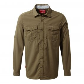 NosiLife Adventure Long-Sleeved Shirt Kangaroo