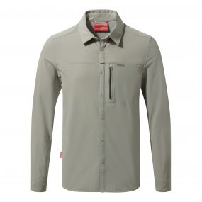 NosiLife Pro Long-Sleeved Shirt Parchment