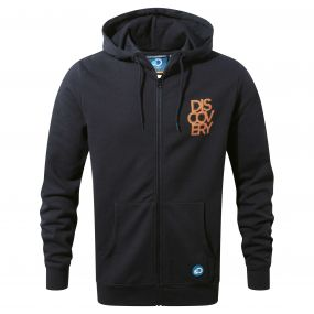 Discovery Adventures Hooded Jacket Black