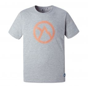 Discovery Adventures Short-Sleeved T-Shirt Quarry Grey Marl