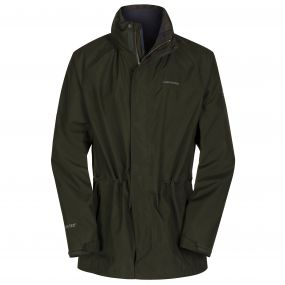 Ashton Long GORE-TEX Interactive Jacket Evergreen