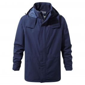 Ashton GORE-TEX Jacket Blue Navy