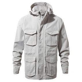 NosiLife Forester Jacket Parchment