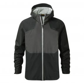 Apex Jacket Black / Black Pepper