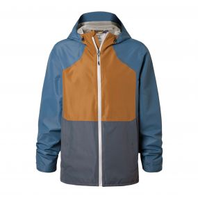 Apex Jacket Ocean Blue / Ombre Blue
