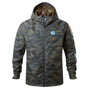 Discovery Adventures Jacket Dark Moss Camo