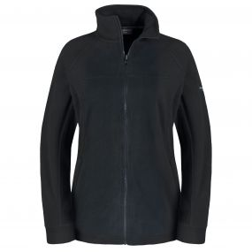 Expert Basecamp Full Zip Microfleece Black