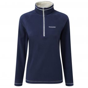 Seline Half-Zip Fleece Night Blue