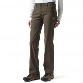 Kiwi ProLite Stretch Trousers Mid Khaki
