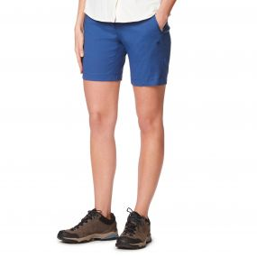 Kiwi Pro II Shorts Soft Denim