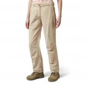 Craghoppers NosiLife Trousers Desert Sand
