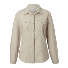 Adventure Shirt Desert Sand