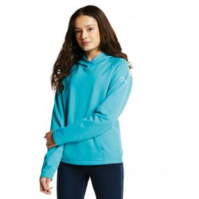 Dare 2B Kids Overtone Knit Sweater Aqua