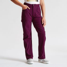 Proficiency Trousers Blackcurrant