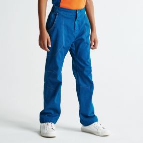 Contingent Trousers Kingfisher Blue