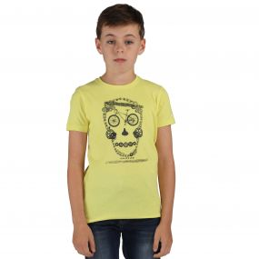 Luck ofthe Draw T-Shirt Neon Spring