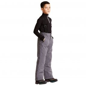 Dare 2B Kids Take On Ski Pants Smokey Grey