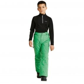 Dare 2B Kids Spur On Ski Pants Acid Green