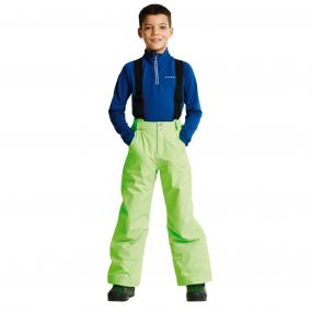 Dare 2B Kids Whirlwind II Ski Pants Neon Green