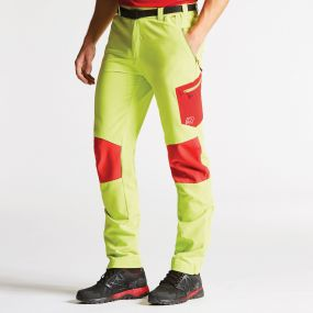 Paradigm Trouser Lime Punch