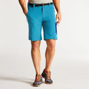 Paradigm Short Fluro Blue