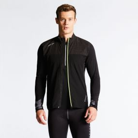 Dare 2B Men's Foremost Windshell Jacket Black
