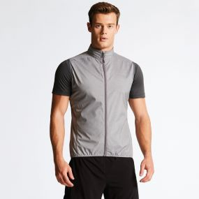 Fired Up II Vest Mid Grey