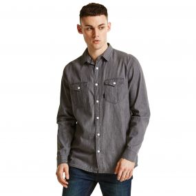 Dare 2B Men's Propriety Shirt GreyChambray