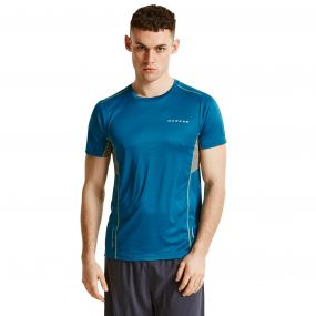 Dare 2B Men's Unified Multisport T-Shirt Titan Blue