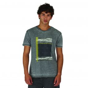 Interscape T-Shirt Ash GreyMarl