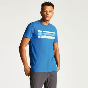 Dare 2B Men's Trail Hunter T-Shirt National Blue
