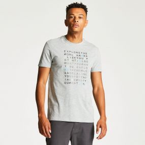 Dare 2B Men's Verses T-Shirt Ash