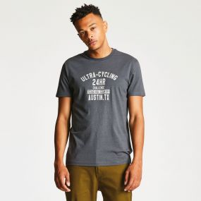 Dare 2B Men's Racemaker T-Shirt Charocal Grey