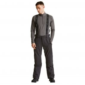 Men's Overshadow Ski Pants AnthracitGry